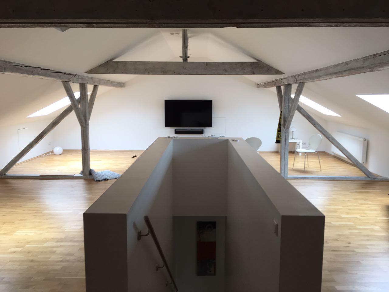 Fertigstellung des Dachgeschoss-Ausbaus in Dortmund-Wellinghofen