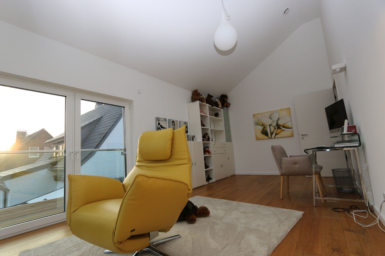 Gästezimmer, Neubau in Dortmund-Lücklemberg