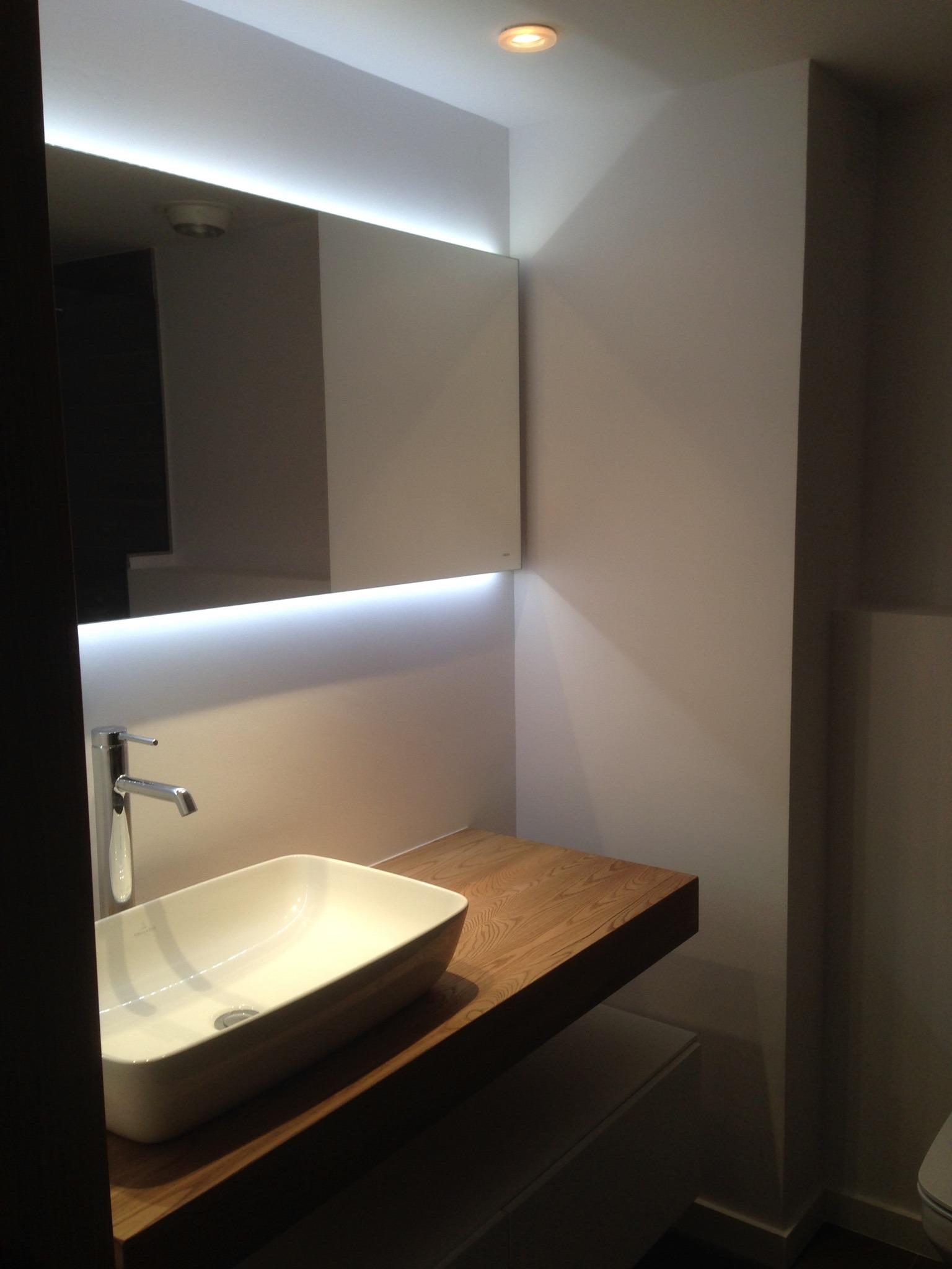 Renovierung Bäder_Wohnung in Bonanova, Mallorca