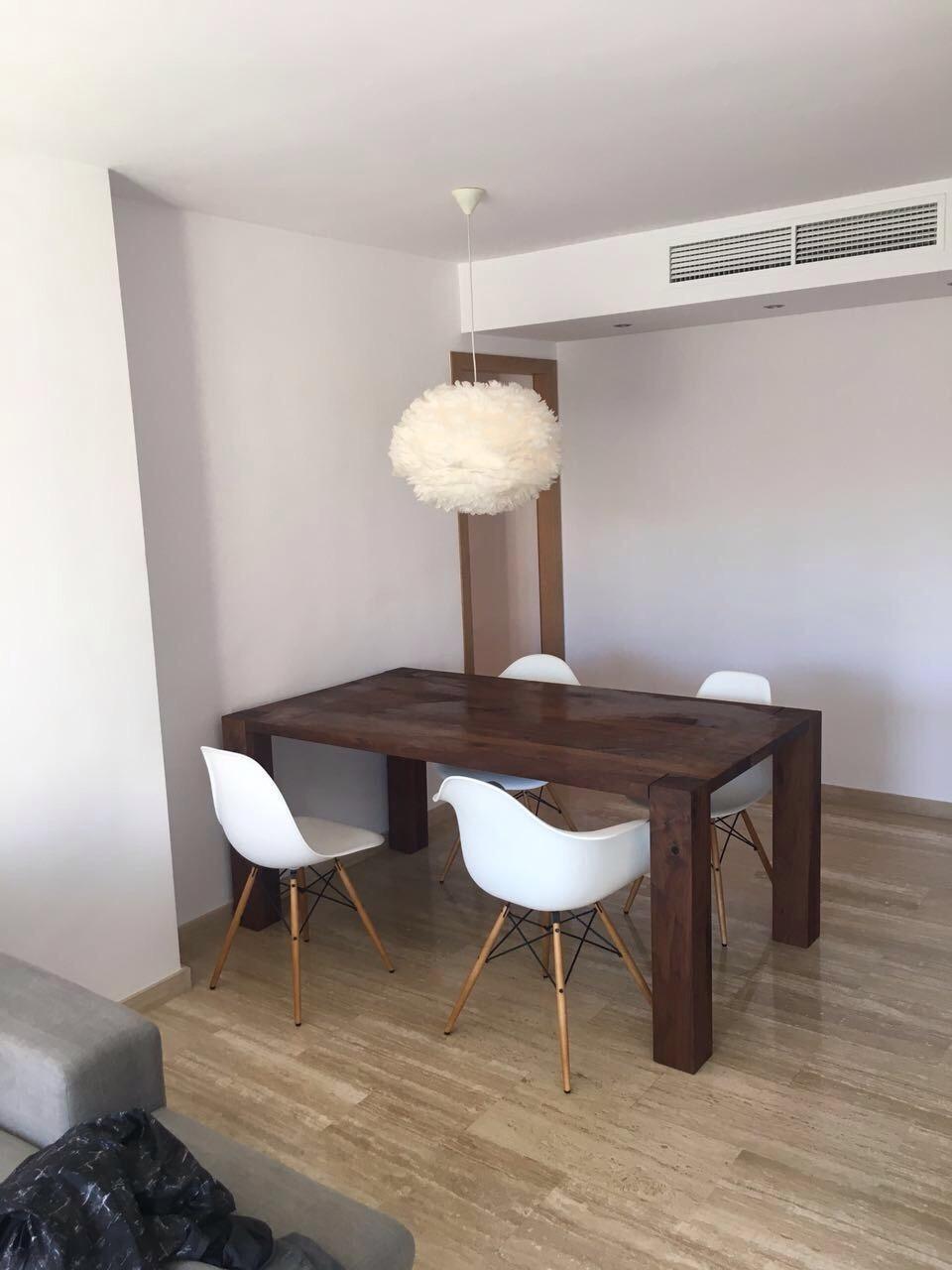 Renovierung Esszimmer_Wohnung in Bonanova, Mallorca