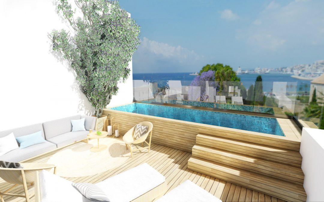 Neugestaltung eines Stadtpalastes im Herzen von Palma