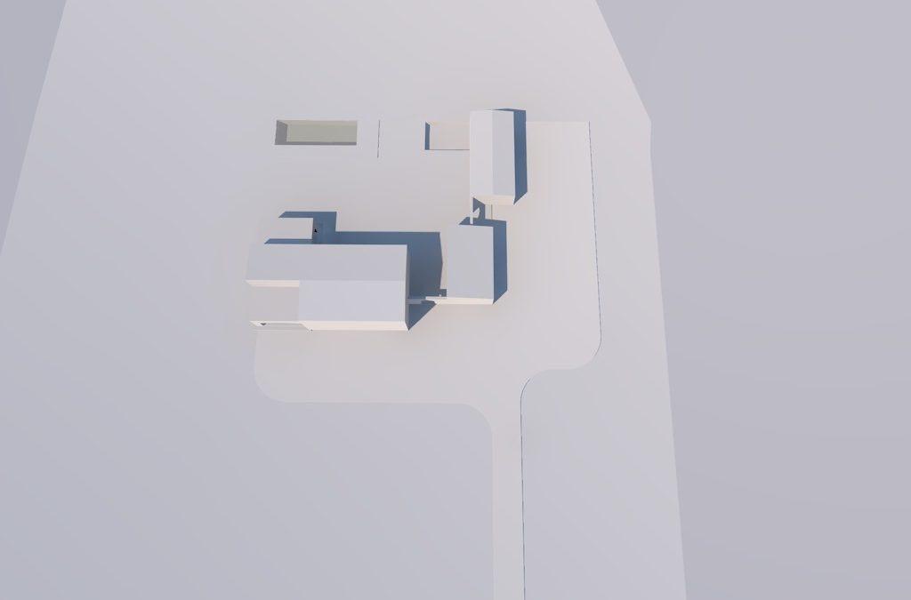 Ein Neubau als «Finca rústica». Eine spannende Aufgabe.